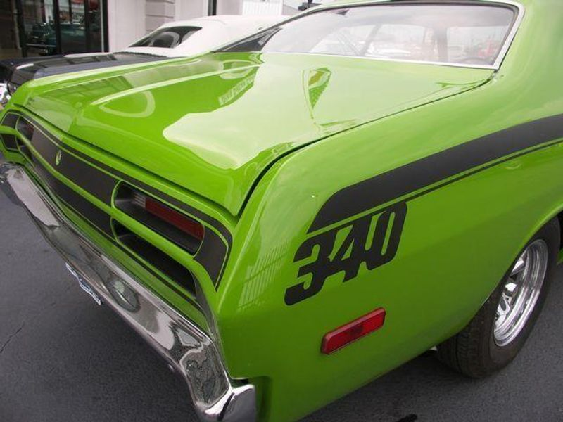 1972 Plymouth 340 Duster SOLD - 1351464 - 7