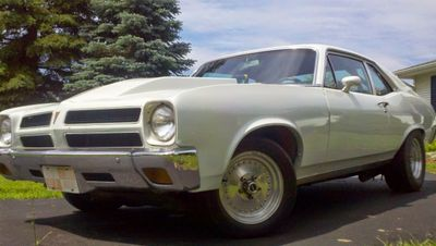 1972 Pontiac Ventura For Sale Coupe