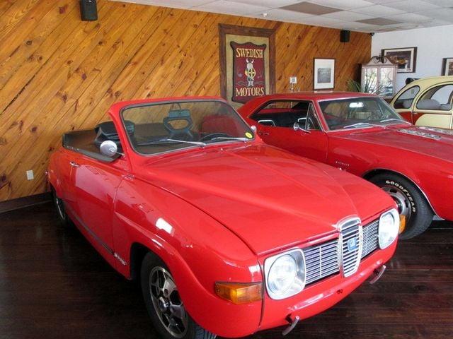 1972 Saab 96 Cabriolet Custom Drop Top