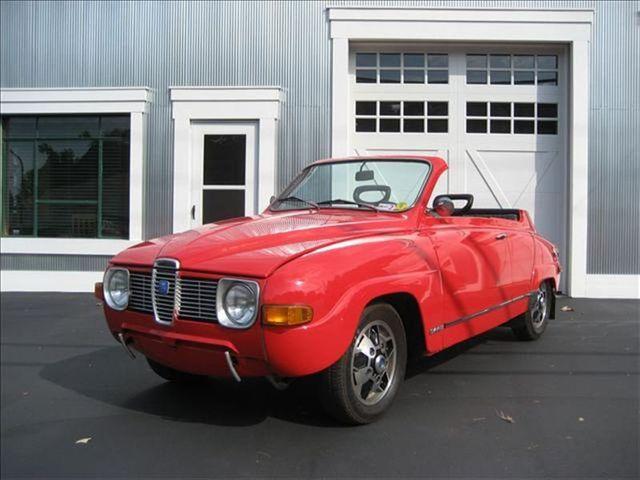 1972 Saab 96 Cabriolet