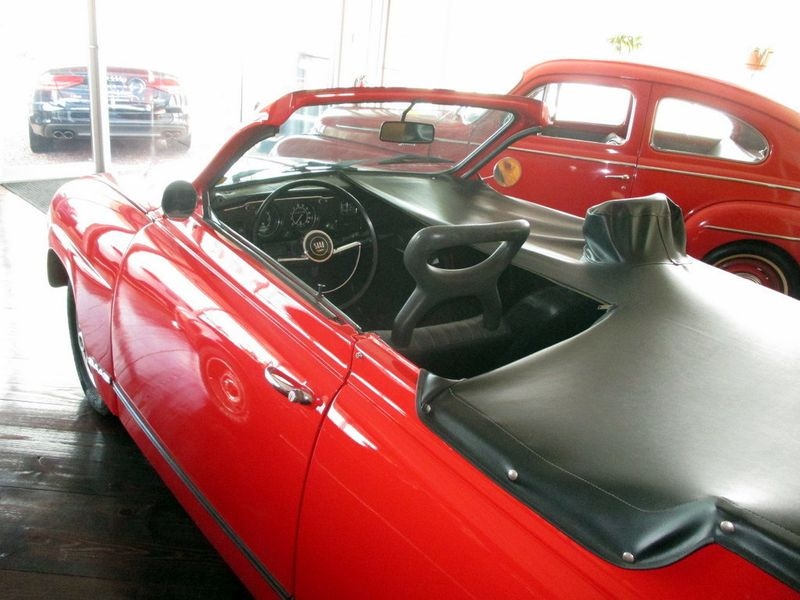 1972 Saab 96 Cabriolet Custom Drop Top Convertible - 96722009994 - 20