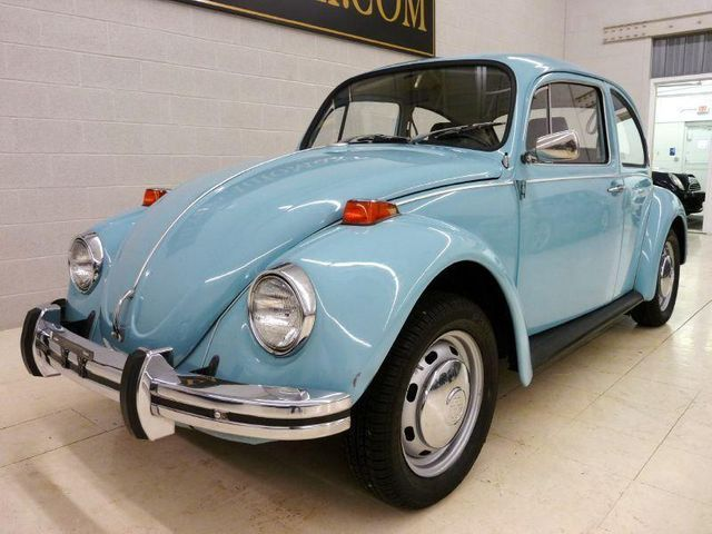 1972 Volkswagen Beetle Click To See Full Size Photo Viewer