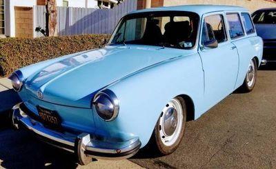 1972 Used Volkswagen Squareback At Dp9 Motorsports Serving