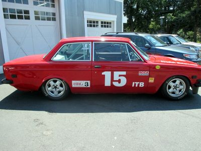 1972 Volvo 142 RACE CAR