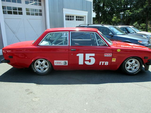 1972 Used Volvo 142 Race Car At Swedish Motors Serving