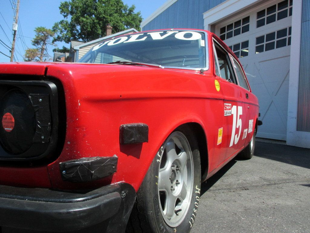 1972 Used Volvo 142 RACE CAR at Swedish Motors Serving Marietta, PA ...