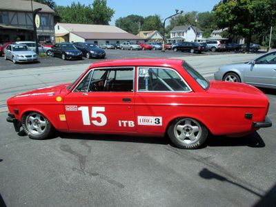 1972 Volvo 142 RACE CAR  - Click to see full-size photo viewer