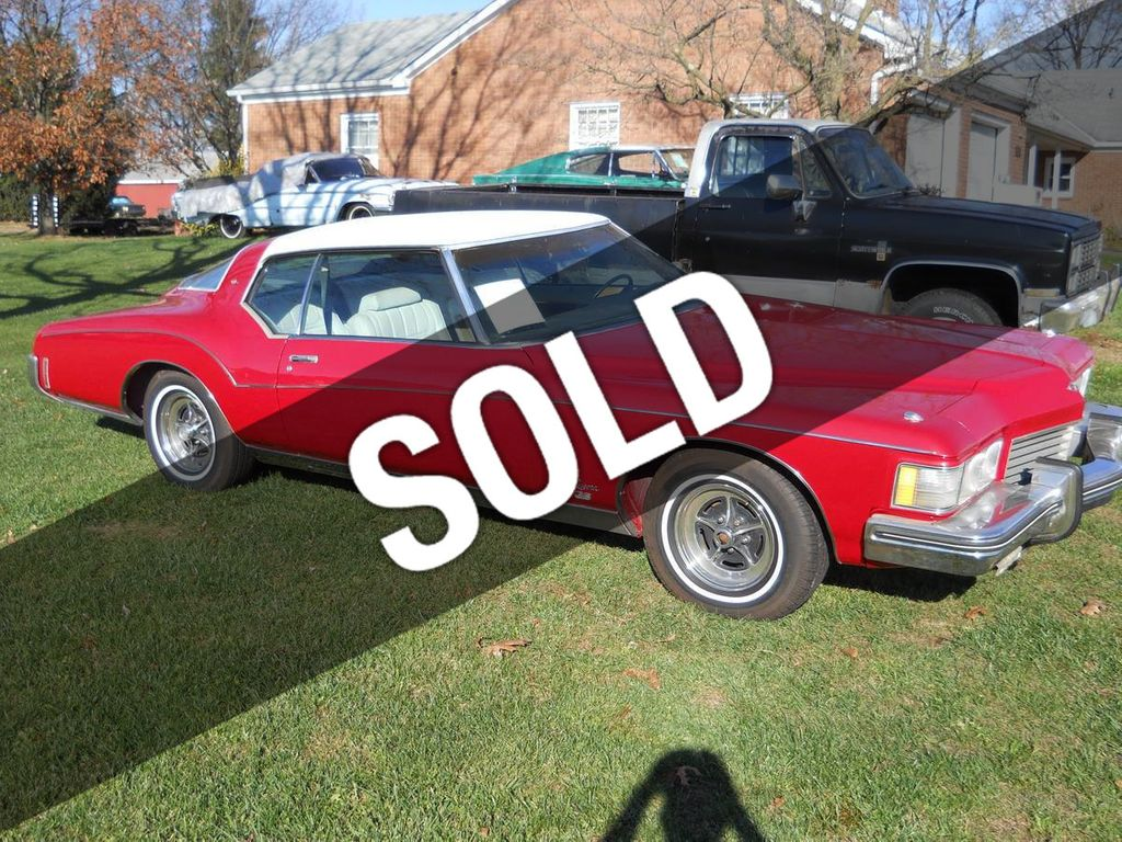 1973 Buick Grand Sport GS For Sale - 16259718 - 0