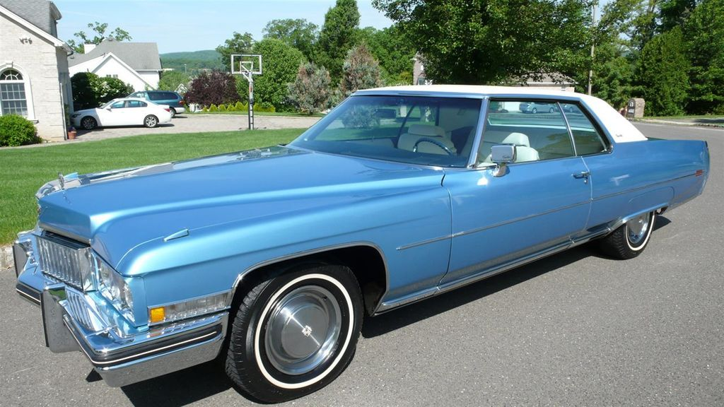 1973 Cadillac DEVILLE ORIGINAL Coupe for Sale in Ramsey, NJ on ...