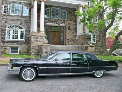 1973 Cadillac Series 75 75 LIMO Not Specified