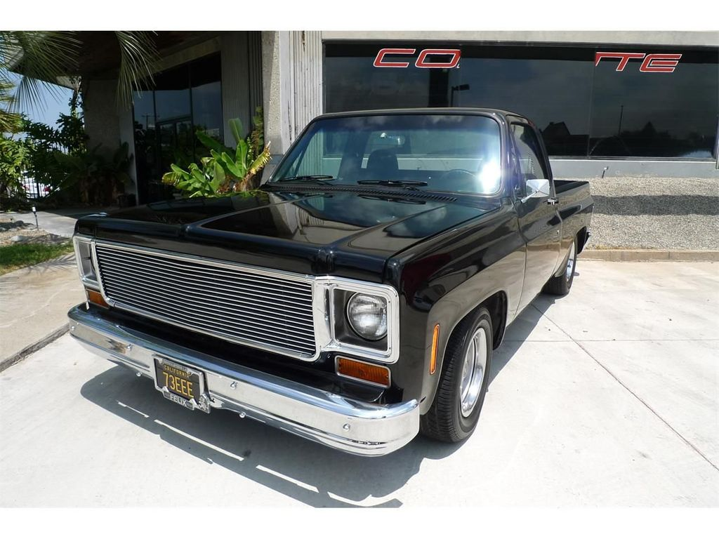 1973 Chevy Truck >> 1973 Used Chevrolet C10 Pickup At Webe Autos Serving Long Island Ny Iid 19623593