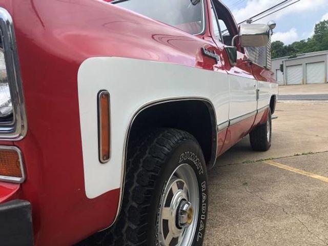 1973 Chevrolet C20 Custom Deluxe