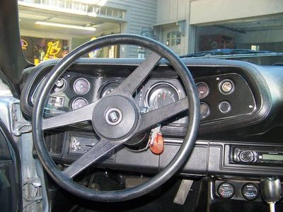 1973 Chevrolet Camaro  - Click to see full-size photo viewer