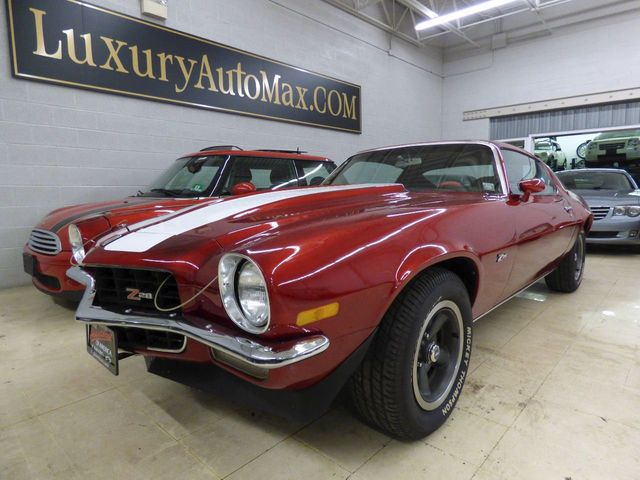 1973 Chevrolet CAMARO Z28 - Click to see full-size photo viewer