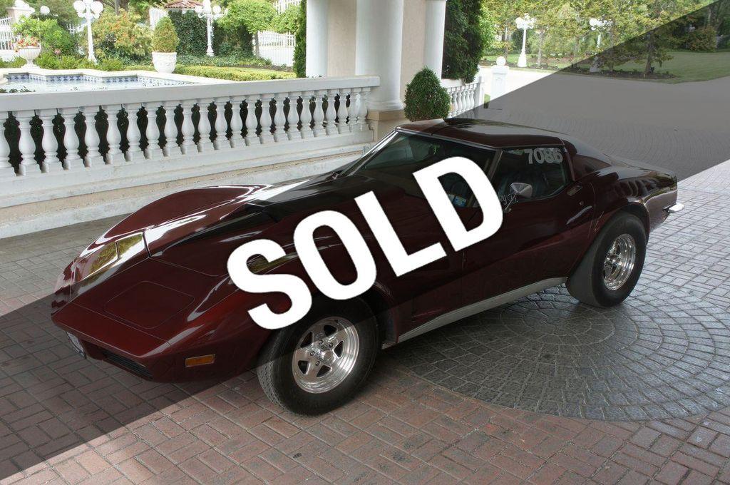 1973 Chevrolet Corvette For Sale - 10511178 - 0