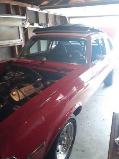 1973 Chevrolet Nova  Coupe