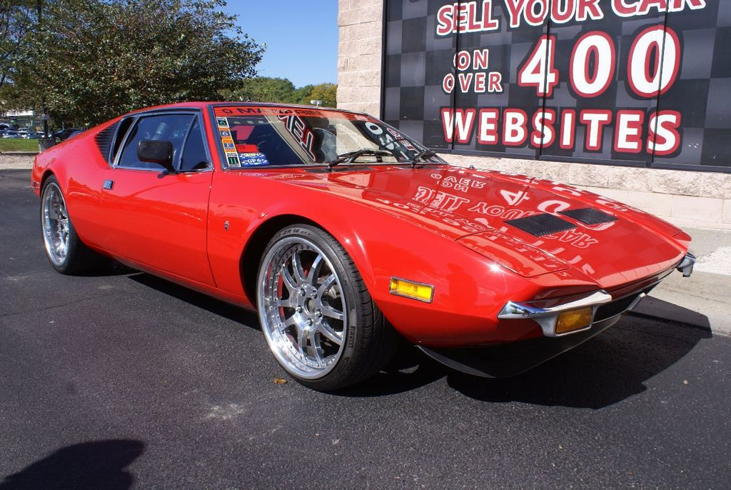 1973 Used DeTomaso Pantera at The Internet Car Lot Serving Omaha ...