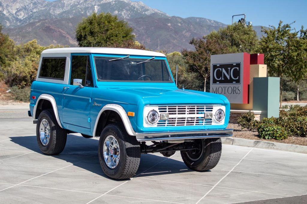 Used Ford Bronco >> 1973 Used Ford Bronco At Cnc Motors Inc Serving Upland Ca Iid 19496112