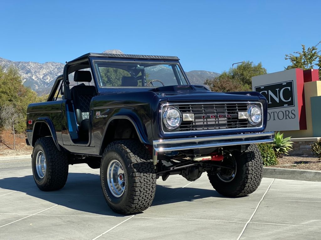 Used Ford Bronco >> 1973 Used Ford Bronco At Cnc Motors Inc Serving Upland Ca Iid 19538328