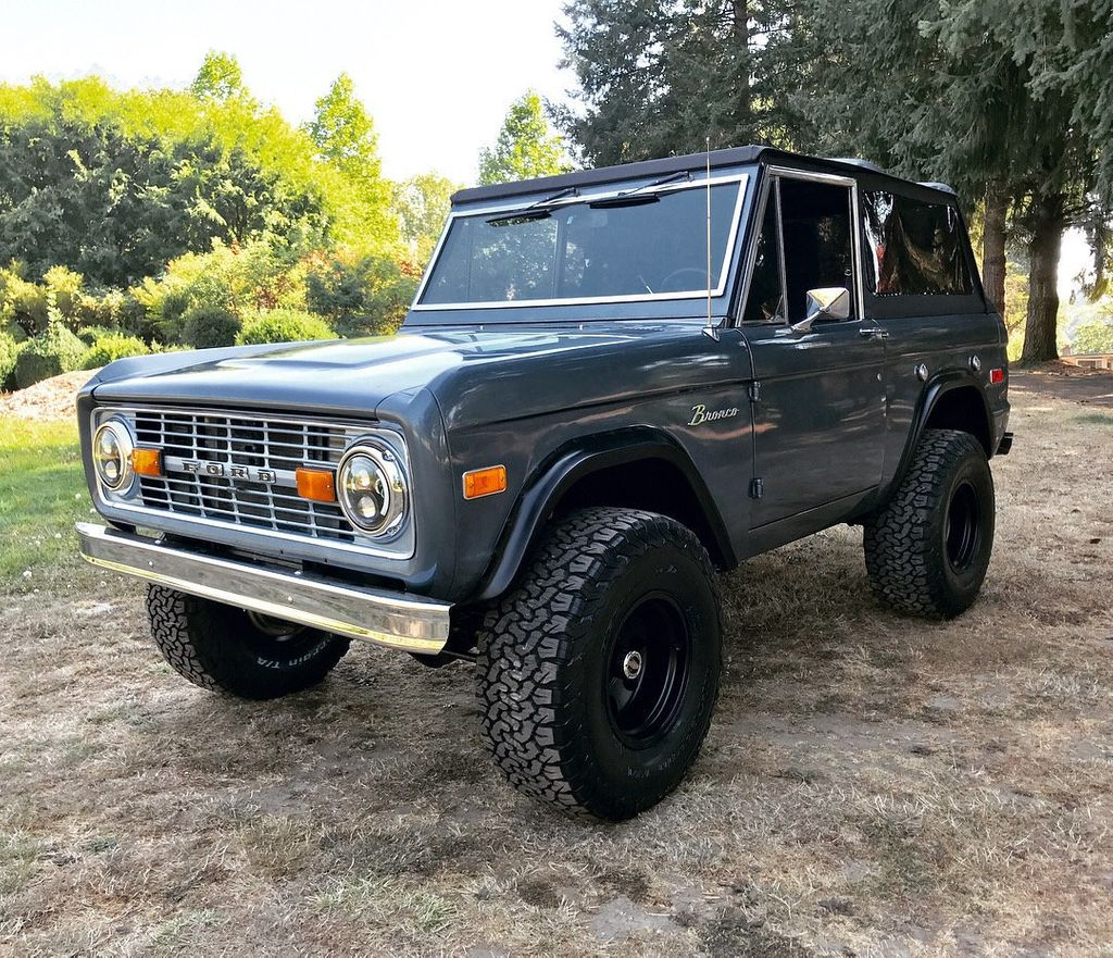 1973 Ford Bronco 5.0 Fuel Injected V8!  - 18007834 - 1