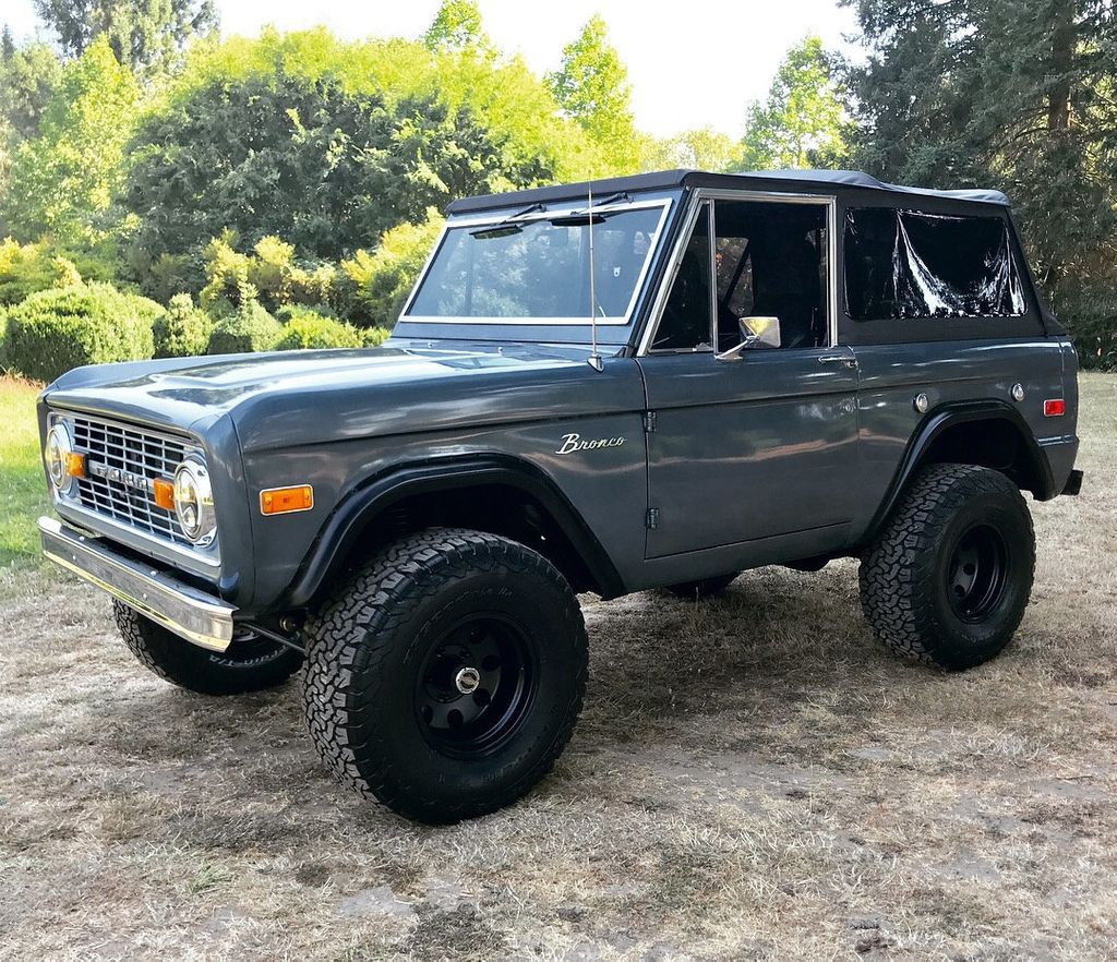 1973 Ford Bronco 5.0 Fuel Injected V8!  - 18007834 - 3