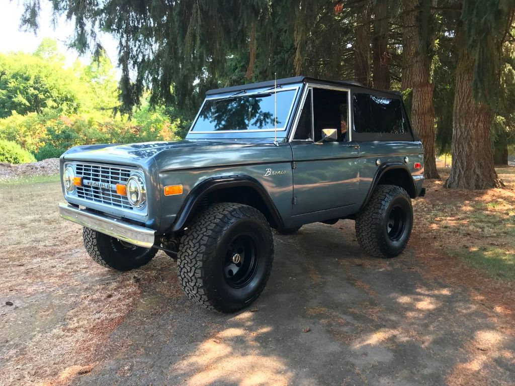 1973 Ford Bronco 5.0 Fuel Injected V8!  - 18007834 - 4