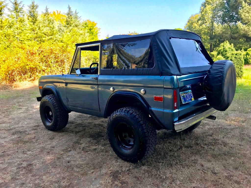 1973 Ford Bronco 5.0 Fuel Injected V8!  - 18007834 - 5