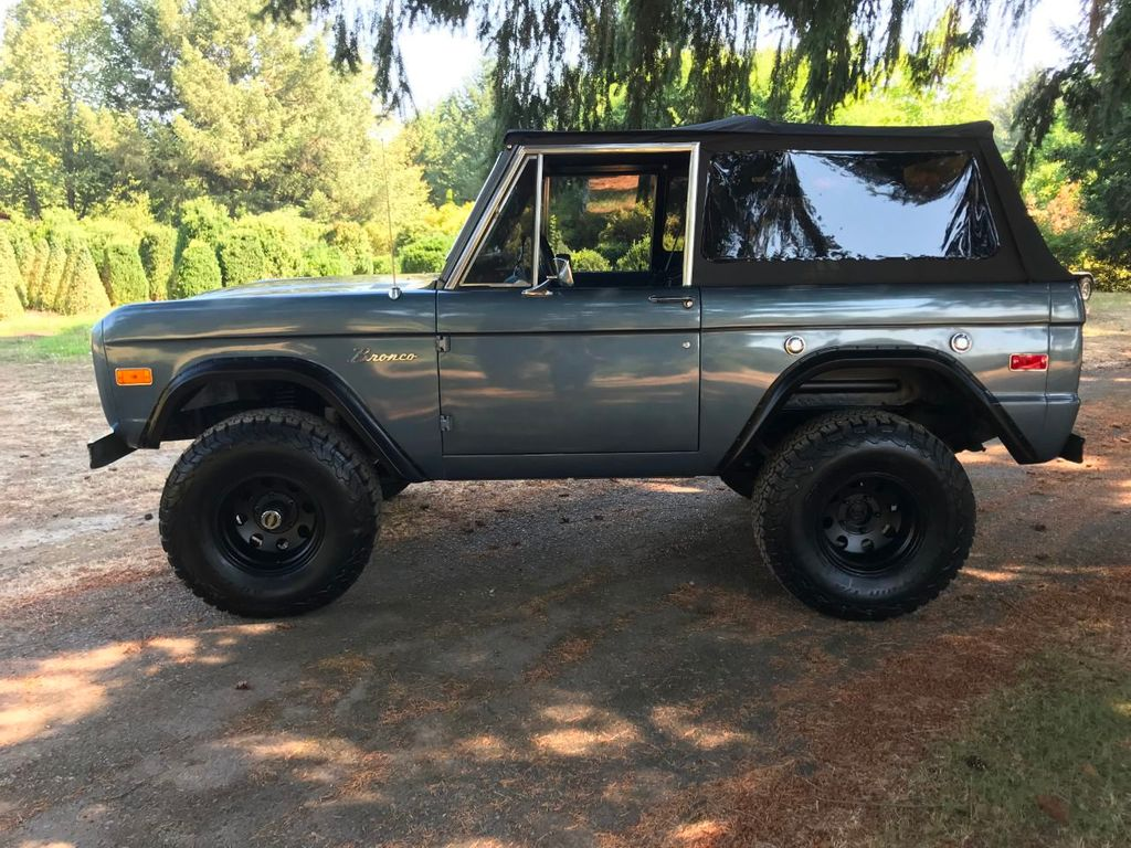 1973 Ford Bronco 5.0 Fuel Injected V8!  - 18007834 - 6