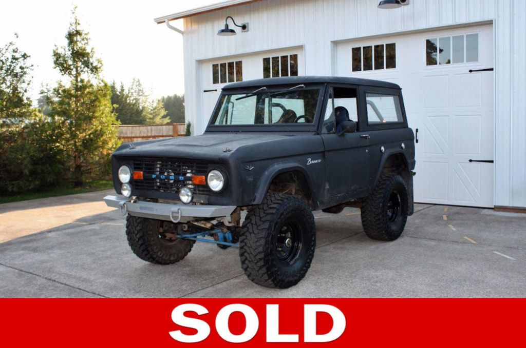 1973 Ford Bronco Crate 302, AOD Auto Trans, 4.56 Gears! - 16576088 - 0