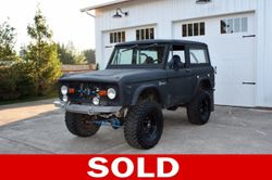1973 Ford Bronco - U15GLS02348