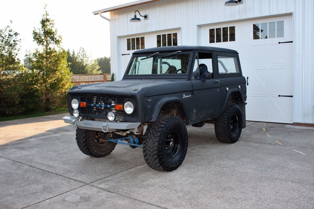 1973 Ford Bronco Crate 302, AOD Auto Trans, 4.56 Gears! - 16576088 - 1