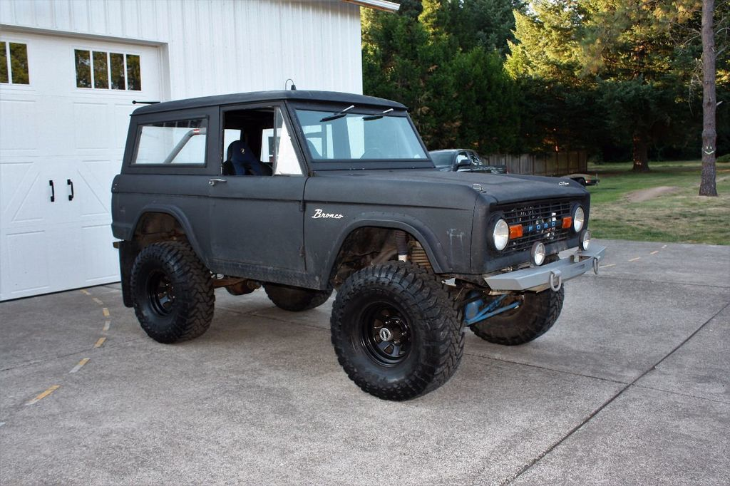 1973 Ford Bronco Crate 302, AOD Auto Trans, 4.56 Gears! - 16576088 - 2
