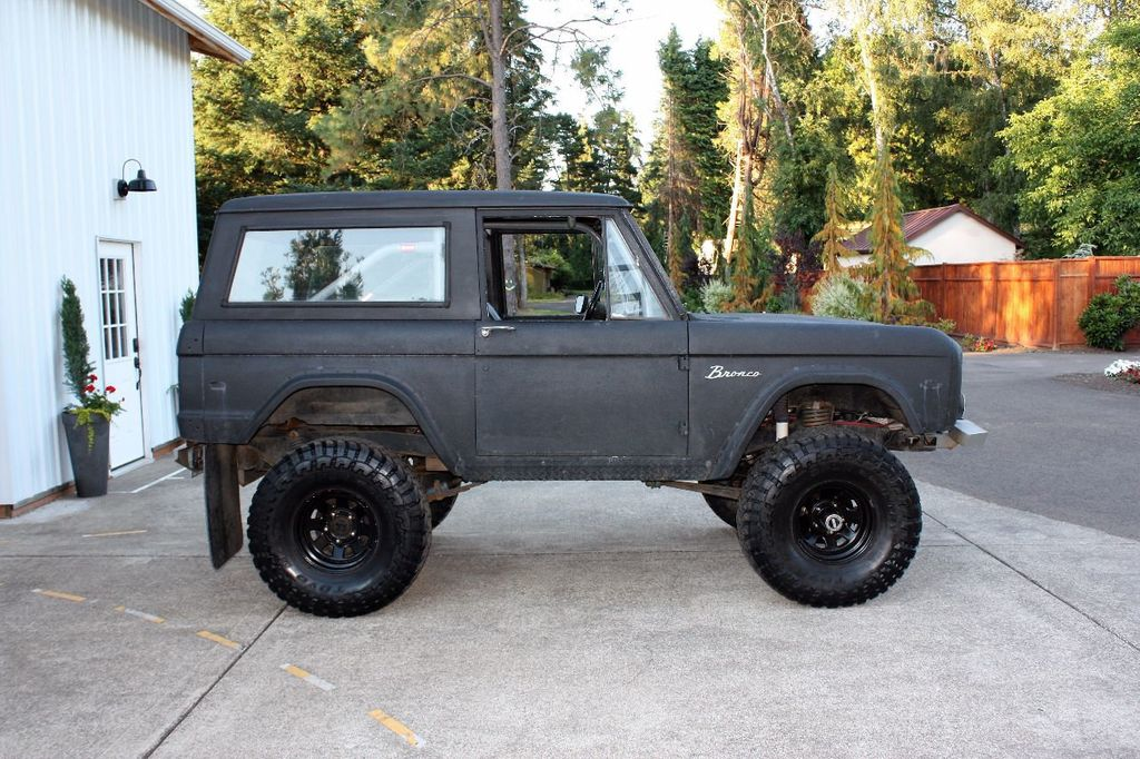 1973 Ford Bronco Crate 302, AOD Auto Trans, 4.56 Gears! - 16576088 - 3