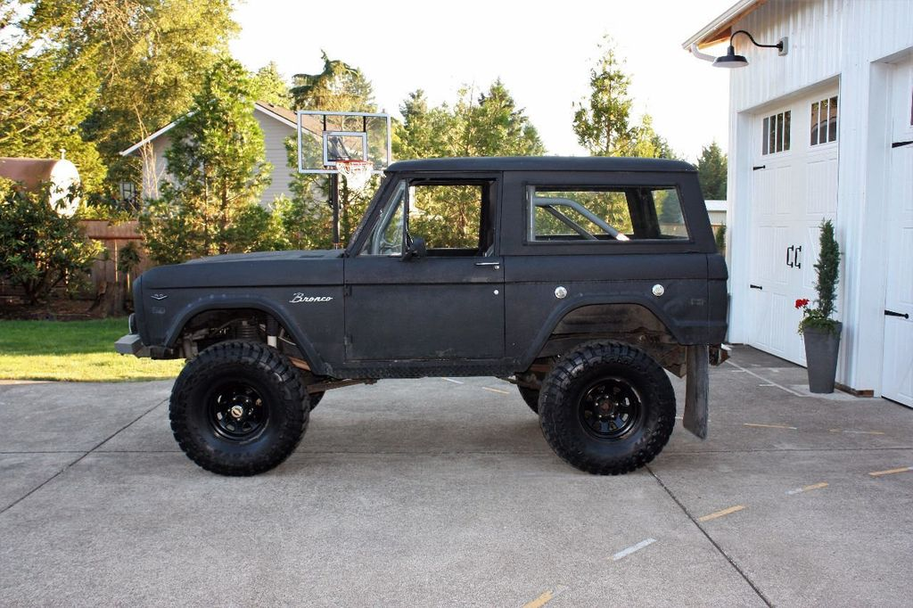 1973 Ford Bronco Crate 302, AOD Auto Trans, 4.56 Gears! - 16576088 - 4