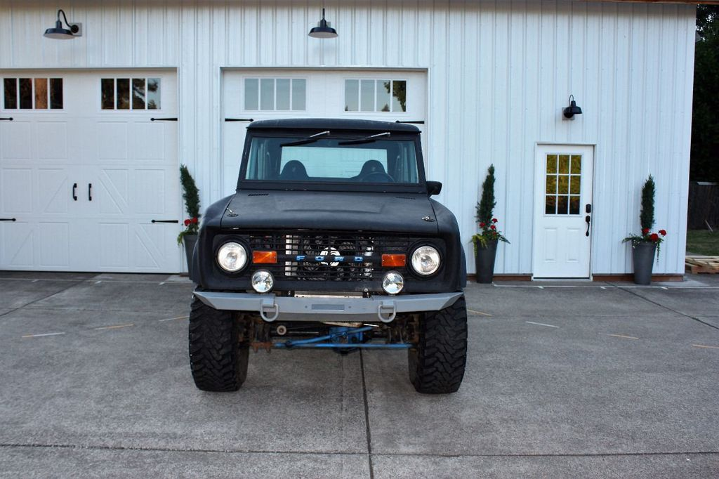 1973 Ford Bronco Crate 302, AOD Auto Trans, 4.56 Gears! - 16576088 - 5