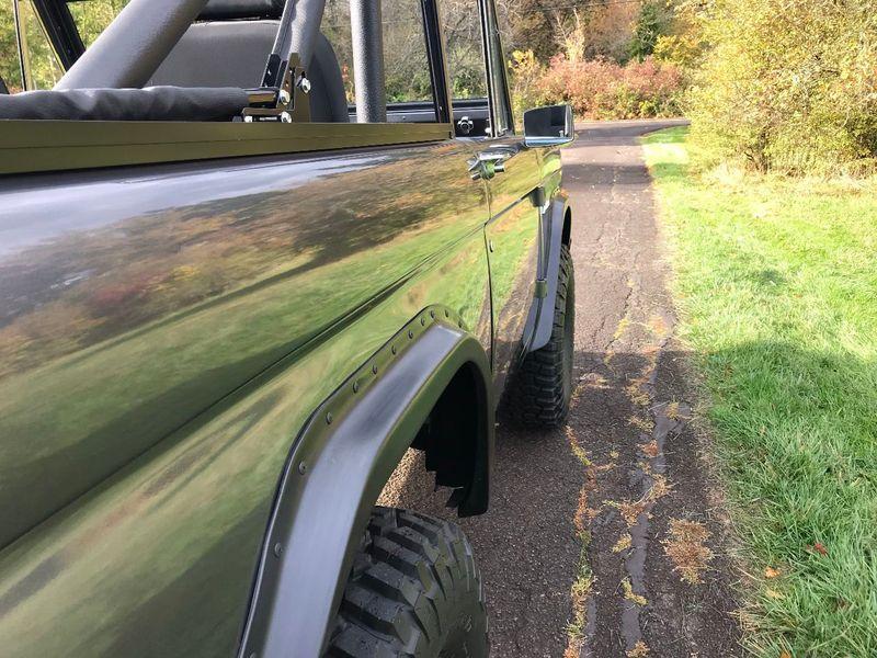 1973 Ford Bronco Fresh Restoration! C4 Auto, PS, Runs EXCELLENT! - 16680993 - 18