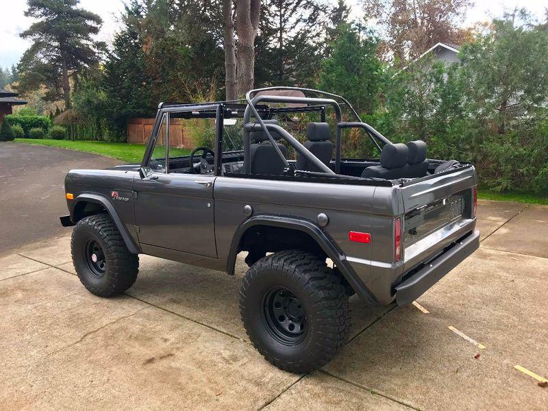 1973 Ford Bronco Fresh Restoration! C4 Auto, PS, Runs EXCELLENT! - 16680993 - 8