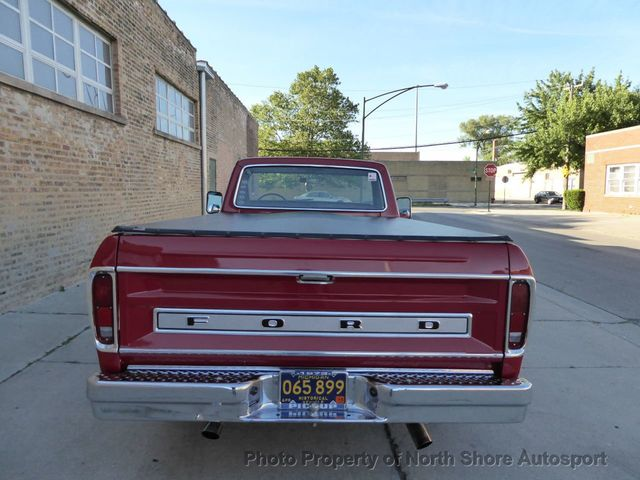 1973 Ford F-100  - Click to see full-size photo viewer