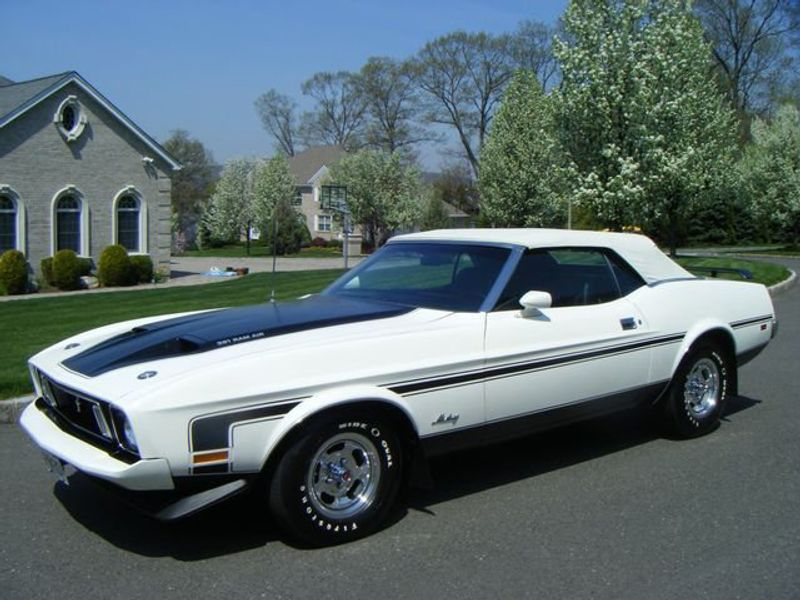 1973 Ford MUSTANG RAM AIR - 4072192 - 0