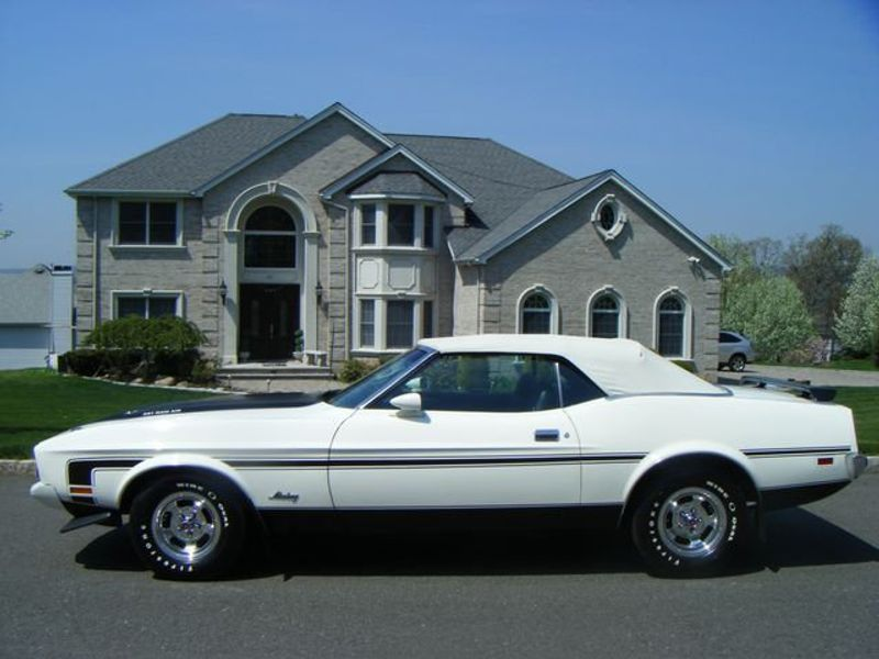 1973 Ford MUSTANG RAM AIR - 4072192 - 1