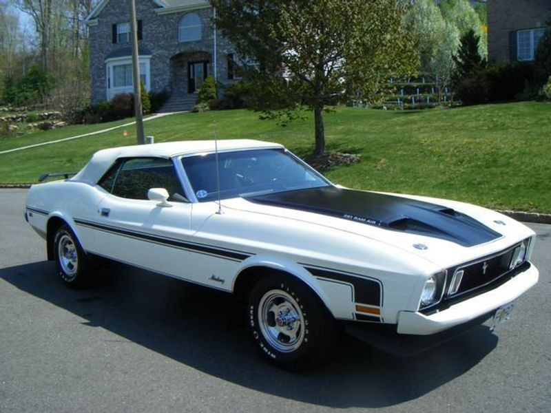 1973 Ford MUSTANG RAM AIR - 4072192 - 4