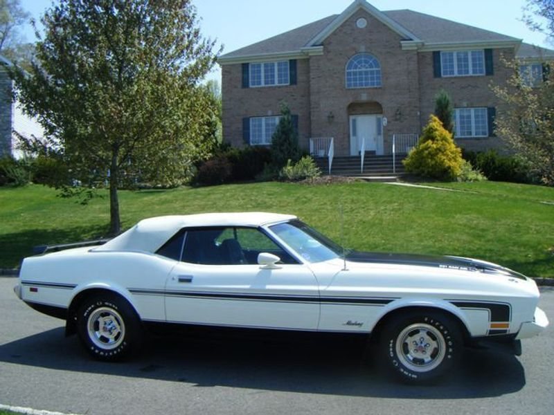 1973 Ford MUSTANG RAM AIR - 4072192 - 5