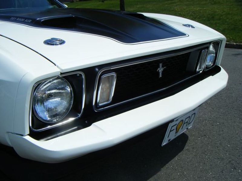 1973 Ford MUSTANG RAM AIR - 4072192 - 7