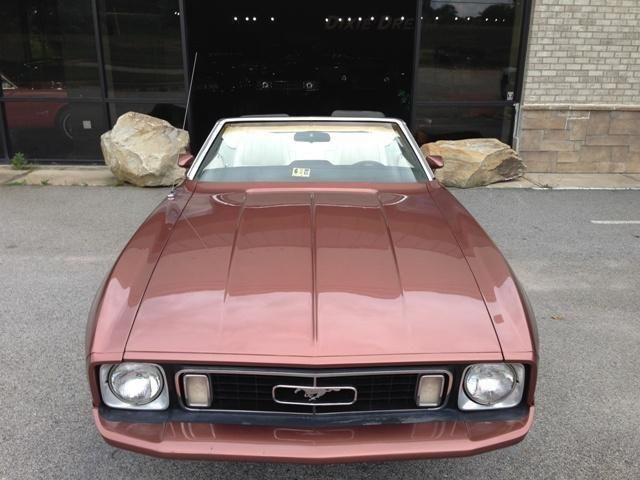 1973 Ford Mustang Convertible SOLD - 11800571 - 9