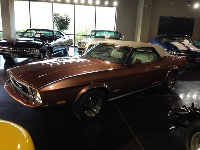 1973 Ford Mustang Convertible SOLD - 11800571 - 4