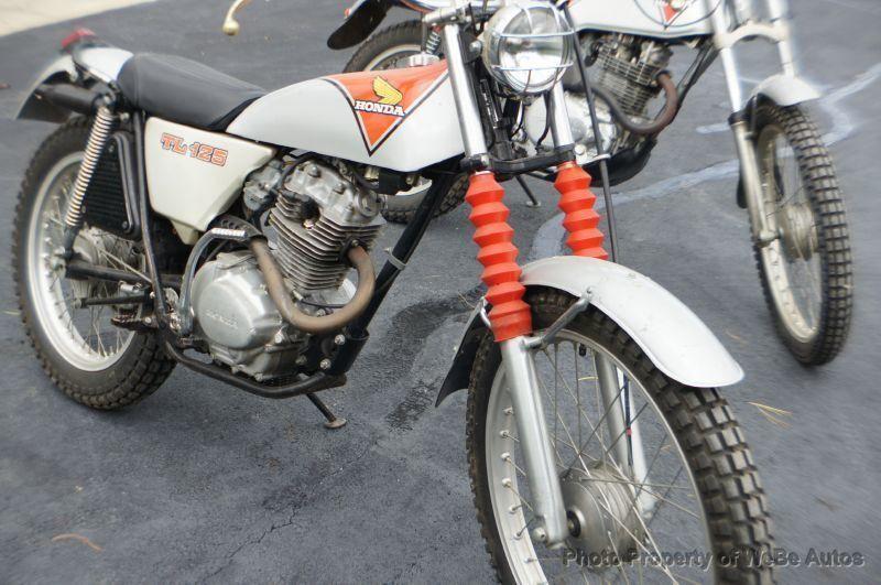 1973 Honda TL125 Vintage Rock Climber - 7813139 - 1