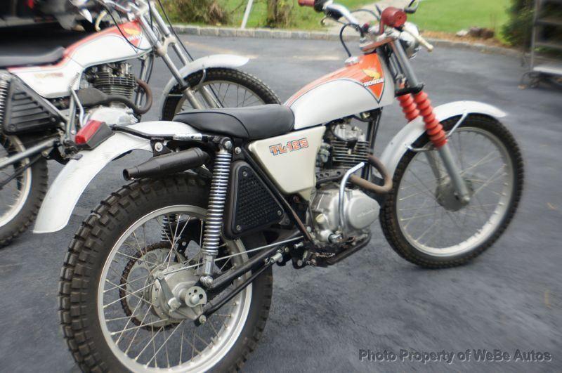 1973 Honda TL125 Vintage Rock Climber - 7813139 - 2