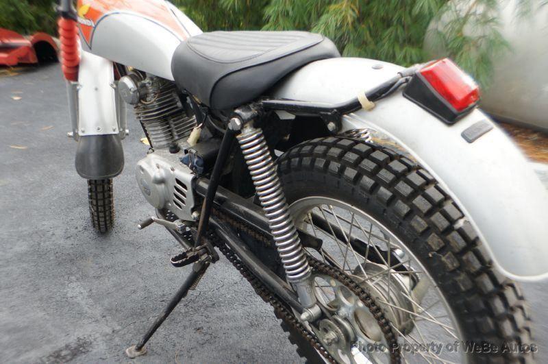 1973 Honda TL125 Vintage Rock Climber - 7813139 - 5