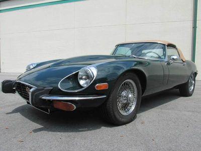 1973 Jaguar E-TYPE  - Click to see full-size photo viewer
