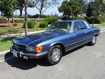 1973 Mercedes-Benz 450SLC  Coupe